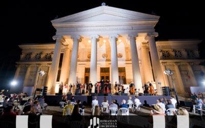 Romanian Chamber Orchestra încheie turneul 2020 cu un concert în Cluj