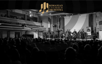 Romanian Chamber Orchestra – Muzica ne apropie. Muzica ne vindecă.
