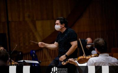 Romanian Chamber Orchestra – prima orchestră din România care va cânta integral de pe suport digital
