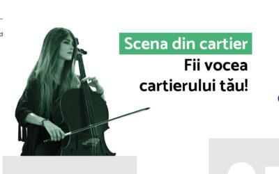 Scena din cartier – un proiect ce activează sectorul muzical independent din Timișoara