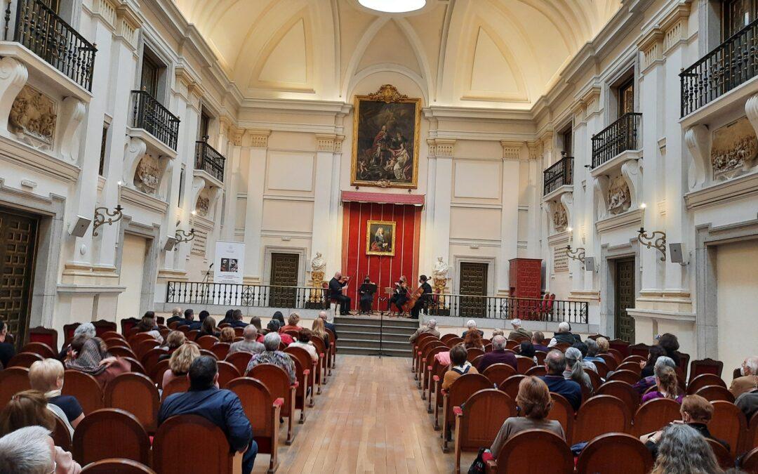 Concert de excepție susținut de Romanian Chamber Orchestra Cvartet la celebrarea unui moment istoric pentru România și Spania