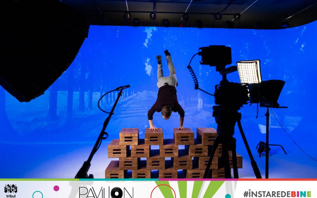 Pavilion Muzical a ajuns la final, iar lecțiile digitale produse de Tribul Artistic au călătorit deja în 7 județe